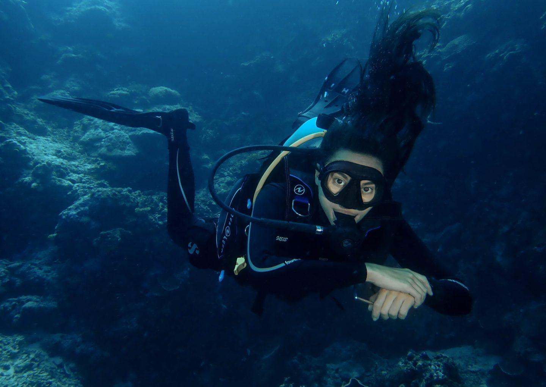 Chi diving Nitrox